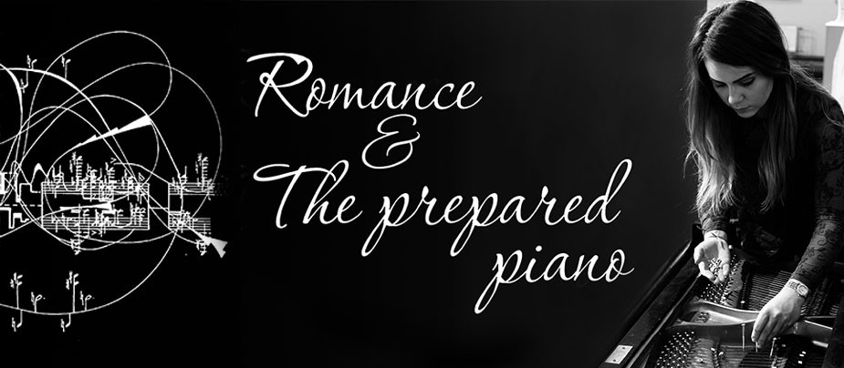 Romance & The prepared piano - экспериментальный концерт в музее