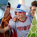 Чемпионат мира по футболу 2018 даты проведения СПб
