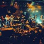 Биг-Бенд Моники Рошер (Джаз-фьюжн из Германии) в Анненкирхе