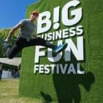Корпоративный бизнес фестиваль в формате Open-Air