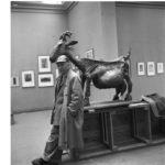 Фотовыставка «Мишель Сима. Гении в мастерских. Закулисье парижской арт-сцены»