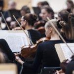 Концерт «Великая и ужасная музыка XX века» в Манеже
