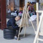 Индустриальный пленэр в Музее стрит-арта
