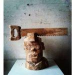 Выставка деревянной скульптуры Айдара Ишемгулова «Персоны и персонажи»