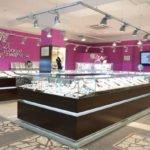 Открытие нового ювелирного салона «Русские самоцветы»