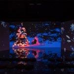 Новогодняя интерактивная программа «Магия воды»
