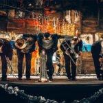 Праздничный джазовый концерт Olympic Bras в Анненкирхе