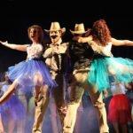 Спектакль «Шоу для настоящих леди» в Театре Эстрады А.Райкина