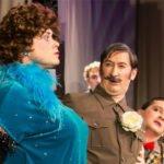 Спектакль «Здрасьте, я Ваша Тетя!» на сцене Театра Эстрады