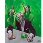 """Выставка Александра Брашкина """"Не в твоем уме"""""""