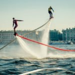 Anyships FEST на пляже Петропавловской крепости