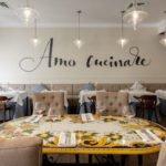 Ресторан итальянской кухни Amo Cucinare