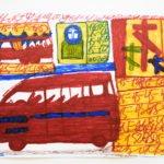 """Выставка графики Юрия Козлова """"Человек Амфибия – Подводная лодка"""""""