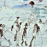 """Выставка Марины Белкиной """"Солнце. Море. Дожди"""""""