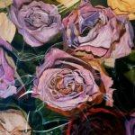 "Выставка живописи Kate Kamington ""Розовый закат"""