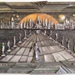 Выставка Игоря Иванова «Баллады иных миров»