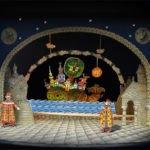 Выставка театральных эскизов «Olga & Femistokl Atmadzas»