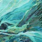 Выставка Ирины Ворониной  «Живое дыхание квилта»