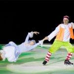"""Спектакль для всей семьи """"Приключения Буратино на льду"""""""
