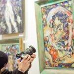Всероссийский Конкурс художников «Муза должна работать» в АРТМУЗЕ