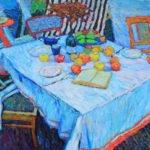 Выставка живописи Михаила Герасимова