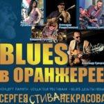 «Blues в Оранжерее» – концерт памяти Сергея Стива Некрасова