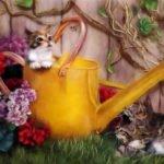 Юлия Чайка – Выставка «НеАкварель»