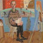 Выставка Анатолия Заславского «Мастерская в лицах»