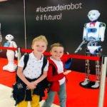 Музей новейших технологий «Фестиваль роботов»