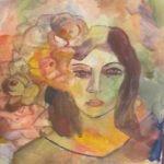"""Выставка Кларисы Михня """"Цвет грусти"""""""