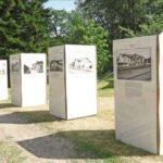 Выставка «Приусадебный перрон» в парке Монрепо